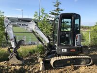 Mini Excavation, Backhoe Services and Equipment Rentals
