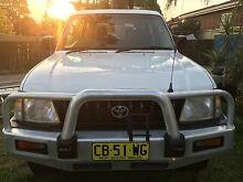1998 Toyota Landcruiser Prado -Auto GXL 3400V6 Ryde Ryde Area Preview