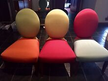 6 x custom made chairs Lilli Pilli 2229 Sutherland Area Preview