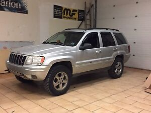 Sell or trade Grand Cherokee 2003 4.7 high output V8