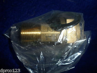 1 Lead Free Brass Water Meter Union Coupling