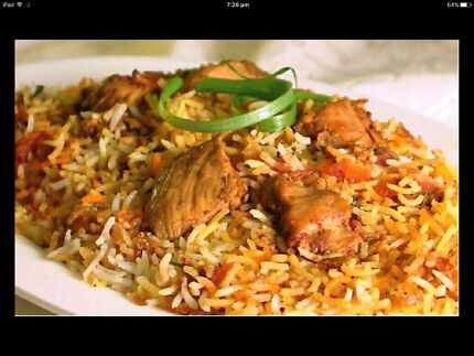 pakistani/indian catering tiffin service
