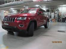 2013 Jeep Grand Cherokee Wagon Camperdown Inner Sydney Preview