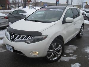 2009 NISSAN MURANO LE | AWD • 2 Roofs • Leather • Camera