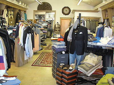 Tuttle's Menswear