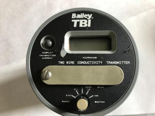 TBI BAILEY TB417 ABB TB417,TBI-Bailey TB417 Two Wire Conductivity Transmitter,AB