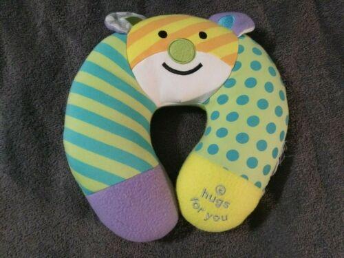 Romero Britto Bear Child Travel Neck and Head Support Pillow