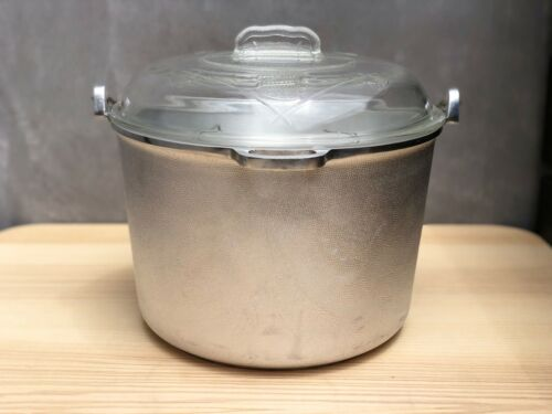 Vintage Guardian Service Cookware – Kettle Oven Replacement Glass Lid (NIB)