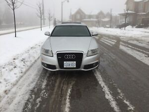 2009 Audi A6 AWD S package 179000km $9000