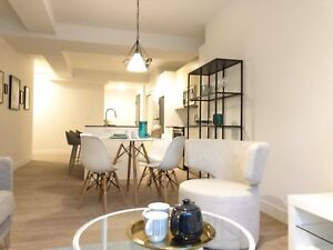 4 1/2 All Utilities Included + Downtown Montreal + 1Month FREE