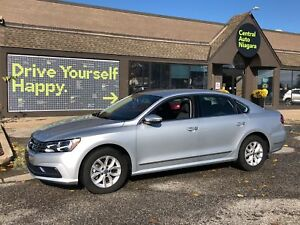 2017 Volkswagen Passat Trendline+/ HEATED SEATS/ BLUETOOTH /