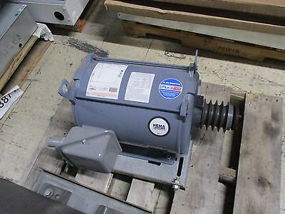 A.o. Smith Ac Motor 7-850013-01-oj 15hp 1770rpm S254t Encldp 200v 43.4a Used
