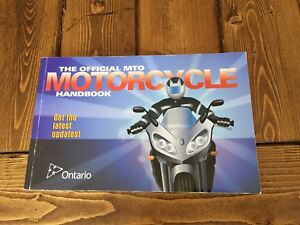 Motorcycle hand book MTO