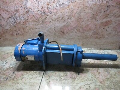 Mitsubishi M55 Superline Coolant Pump Induction Motor Af-serv Nq-402a Cnc Edm