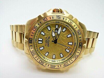 Invicta Pro Diver Quartz Watch Gold 25786 48mm