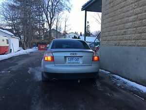 Selling my Audi A4 2003 214,000 kms Clean car!