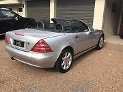 1999 Mercedes SLK Kompressor Dural Hornsby Area Preview