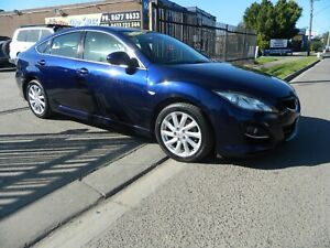 2010 Mazda 6 CLASSIC Williamstown North Hobsons Bay Area Preview