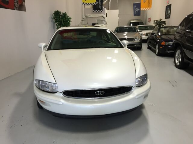 1997 BUICK RIVIERA SUPERCHARGED,FL CAR,2OWNERS,SUNROOF,HTD SEATS,LOW MILES,MINT