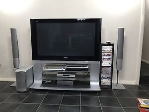 Panasonic 50inch TV with surround sound. Wilberforce Hawkesbury Area Preview