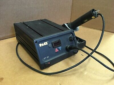 Pace St115 Soldering Station St115-sx Soldering Iron Fully Working