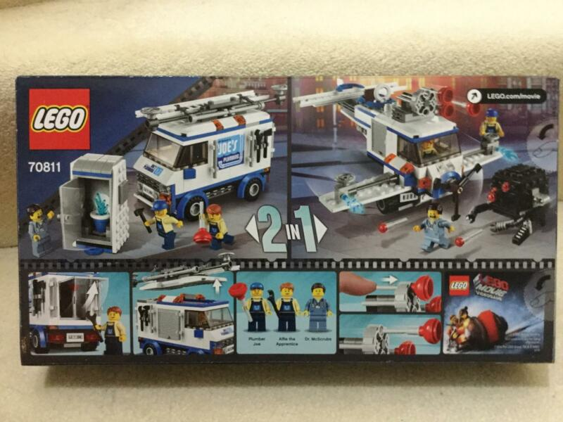 Lego 70811 Lego Movie The Flying Flusher Retired Bnib Toys Indoor Gumtree Australia South Canberra Barton 1153433150