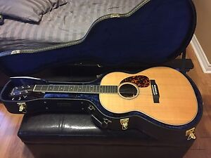 Larrivee L-03e acoustic guitar made in U.S.A
