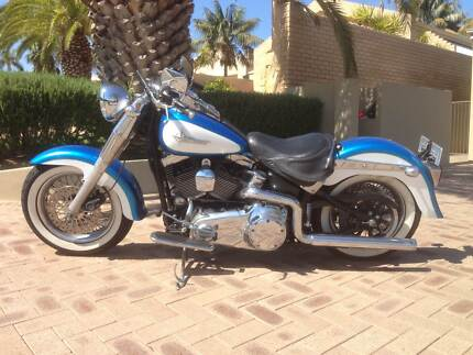 Harley Davidson Softail. 106 Cube Engine Beldon Joondalup Area Preview