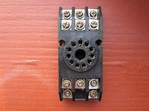 Gilard GE176 Relay Base Socket 11-Pin