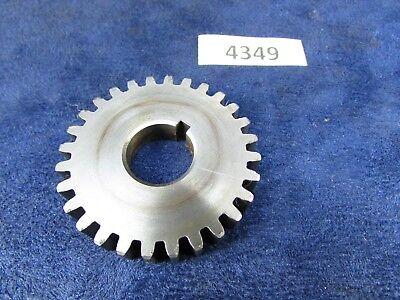 Clausing 5914 Metal Lathe Qc Gear Box 28t Cone Gear 341-091 4349