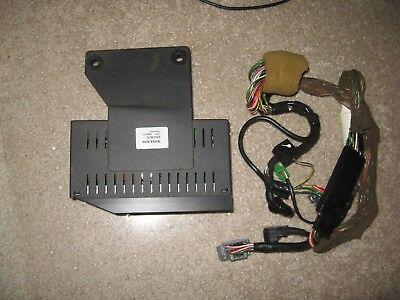 Volvo 98-00 S70 V70 R Radio Amplifier Amp W Harness Rare Upgrade Plug And Play