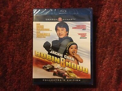 Robin B Hood With Jackie Chan   New Blu Ray