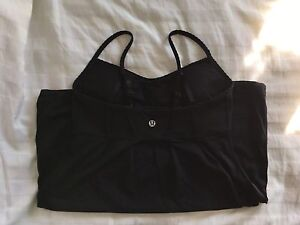 Lululemon Black Workout Top For Sale!