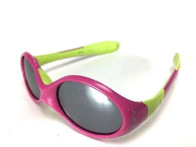 Julbo Looping 1 Baby Infant Sunglasses Green/Pink Made In EU (Julbo Baby Sunglasses)