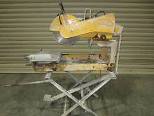 Electric Bianco Brick Saw Bricksaw on Trolley Extra Power supply Semaphore Port Adelaide Area Preview