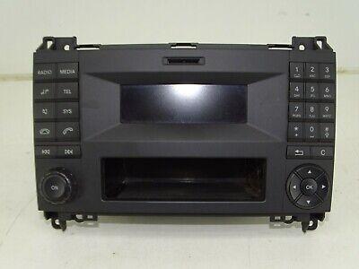 Original Mercedes Benz Sprinter 906 Radio Telefon SD-Karte mit Fach  A9069004401