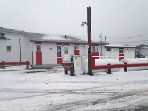 Business/Home all-in-one! --Beardmore. REDUCED
