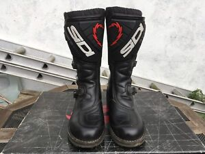 Sidi courier motorcycle boots, 9.5 (44 Euro)