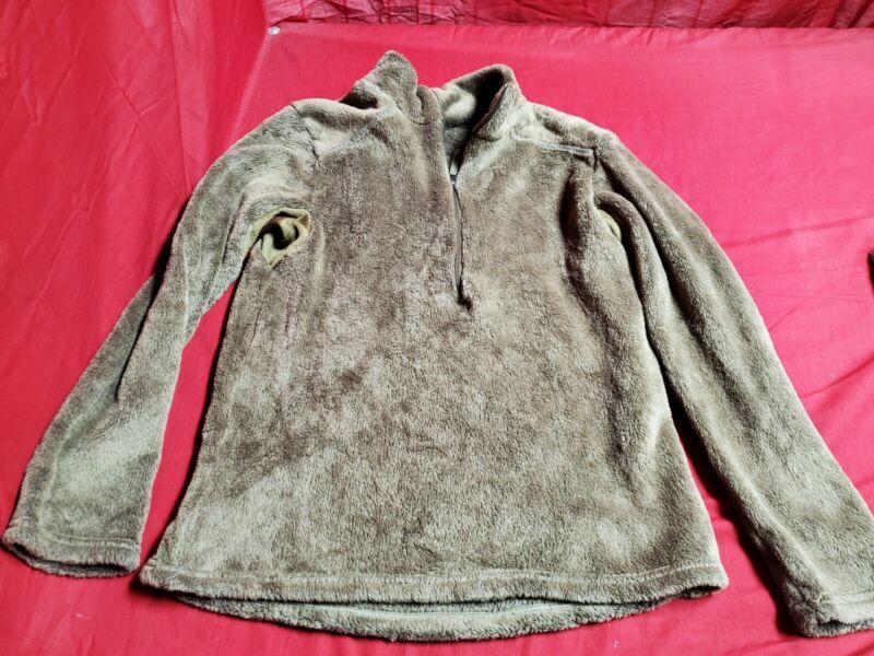 Sekri  LONG SLEEVE TOP Level 3 Fleece Jacket Large Coyote PCU Size SMALL