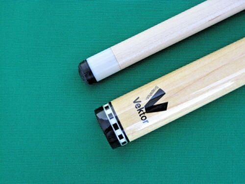 "SNAPSHOT® 5//16/"" x 18 Pro Taper Maple Cue Stick Shaft NEW"