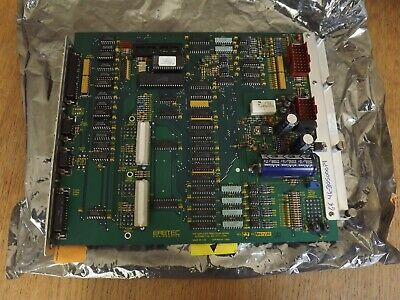 Ge 46-305000p4 Erbtec 86-013-2200 Vhf Amplifier Processor No Exchange Required