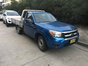 2010 Ford Ranger Ute Little Bay Eastern Suburbs Preview