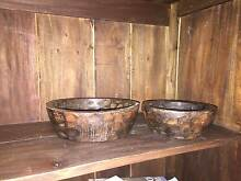 Wooden bowls York York Area Preview