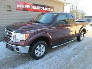 2009 Ford F-150 V8 - 4X4
