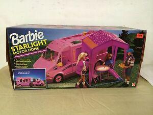 1993 Barbie STARLIGHT Motor Home No. 11620 Mattel NOS Unopened Vintage