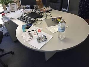 Office Furinture Desks Bookshelf Kitchen Table Filing Cabinets Seven Hills Blacktown Area Preview