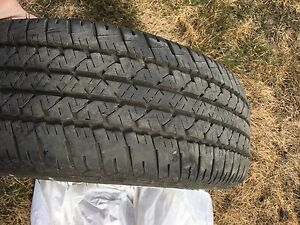 Great Deal on Used Tires