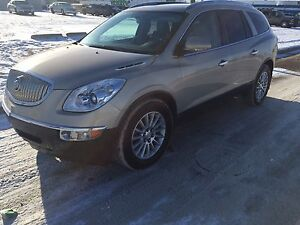 2010 Buick Enclave cxl, 7 seater. new moter only 11 k.