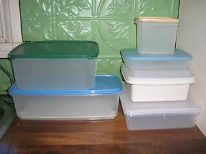 Tupperware Storage containers - various $4 to$14 Toowoomba Toowoomba City Preview