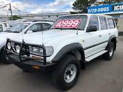 1993 Toyota LandCruiser GXL SUV Bayswater North Maroondah Area Preview